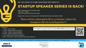 Speaker Series 2019(2)