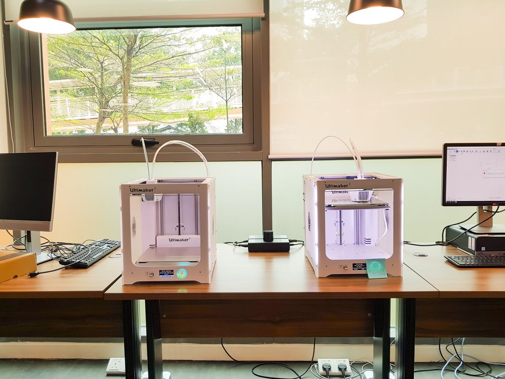 Sunway Makerspace 3D printer