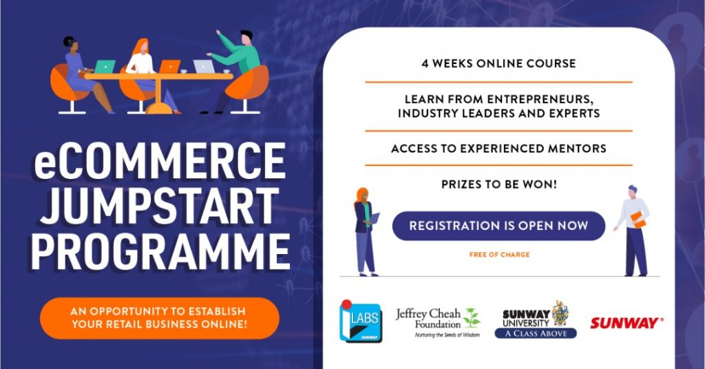 ecommerce jumpstart programme