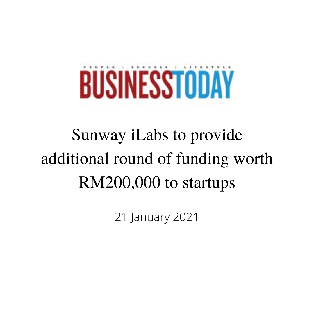 Sunway, Jetro select five Japanese tech start-ups for expansion in Malaysia_